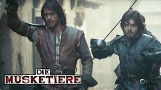 Die Musketiere - Die neue Abenteuerserie   Bald im Disney Channel