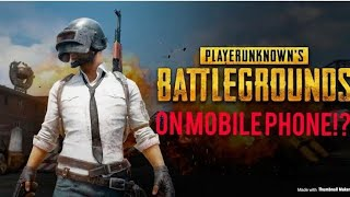 Let's Play Pubg Mobile In India