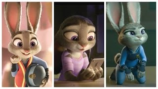 Zootopia [Jumbo Pop,Detective Work & Homesick Hopps] 3 Alternate Scenes【1080p - HD】