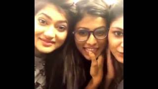 Supergirls Toya nadia and annesha live video from Facebook