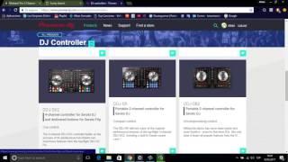 Descargar Drivers Para Controladores Pioneer DDJ   Cualquier Edicion   Sitio Oficial De Pioneer