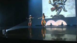 Raksha's Dance