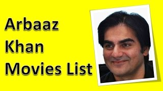 Arbaaz Khan Movies List
