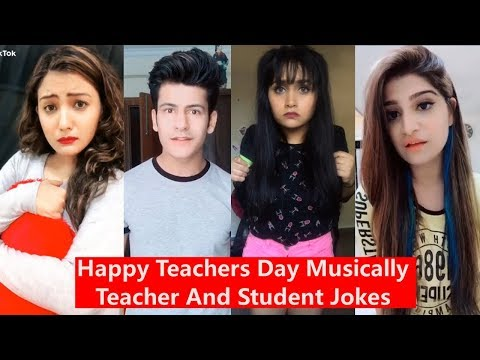 Xxx Mp4 Happy Teachers Day Musically Teacher And Student Jokes Manjul Awez Aashika Heer Disha Madan 3gp Sex