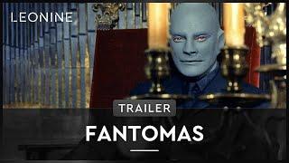 Fantomas - Trailer (deutsch/german)