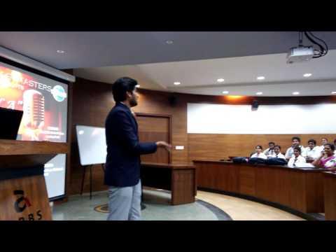 BEST SPEACH BY AMJAD IN ACHARYA BANGALORE B.SCHOOL(A.B.B.S)