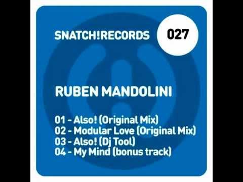 Xxx Mp4 SNATCH 027 Ruben Mandolini Also Modular Love Also DJ Tool OUT On Beatport 3gp Sex