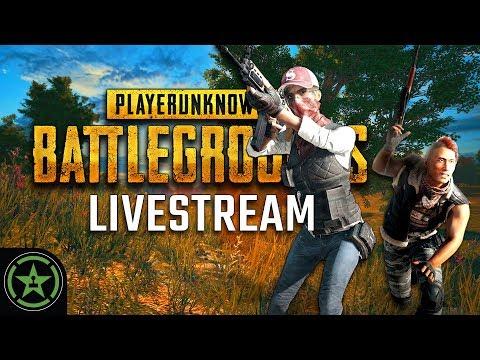Achievement Hunter Live Stream - PLAYERUNKNOWN'S Battlegrounds