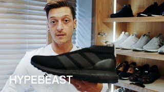 HYPEBEAST Visits: Mesut Özil's Sneaker Closet and Mercedes Whips