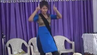 yeshu masih jald aane wala... Hindi Christian Dance Badshah (IFGM Youth meeting at Bhusawal - 2017)