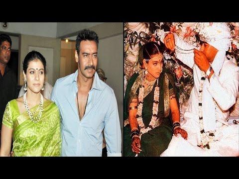 अजय और काजोल की शादी से जुड़ा है ये राज   Ajay Devgan-Kajol Marriage: Big Secret REVEALED