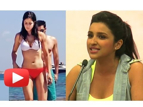 Parineeti Chopra Reacts On Ranbir Katrina Leaked Pictures
