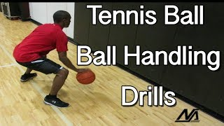 10 Advanced Tennis Ball: Ball Handling Drills