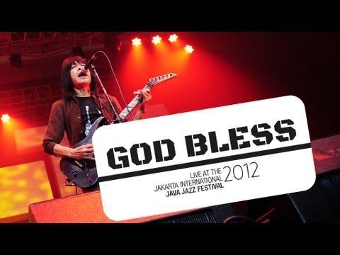 """God Bless """"Bara Timur"""" Live at Java Jazz Festival 2012"""