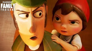 Sherlock Gnomes (2018)   First trailer for animated movie featuring Johnny Depp