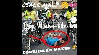 Corrida En Boxer En Quito (Diego Villacis ft Kike Jav)