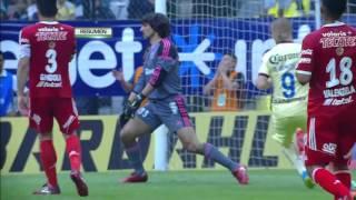 América 6 - 1 Tijuana  jornada 13 clausura 2016 goleada azulcrema r