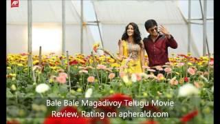 Bale Bale Magadivoy Telugu Movie Review, Rating on apherald.com