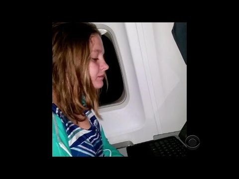 Autistic girl from Oregon kicked off airplane