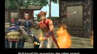 Dynasty Warriors 3 - Funny Cutscenes