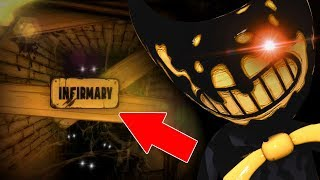 NEW BENDY & SECRET NEW ROOMS!! | Bendy and The Ink Machine Chapter 1 & 2 CHAPTER 3 UPDATE SECRETS