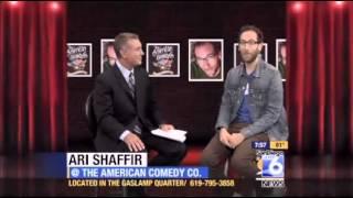 Ari Shaffir: Star of HBO's The Amazing Racist