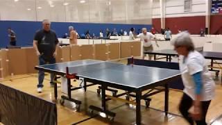 Blazing Paddles Table Tennis Club in Eugene/Springfield, Oregon
