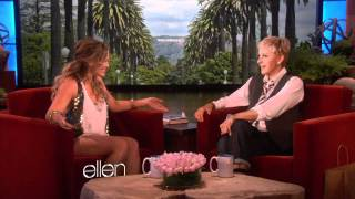 The Ellen Show - Hilary Reveals If Her Baby Is a Boy or Girl !