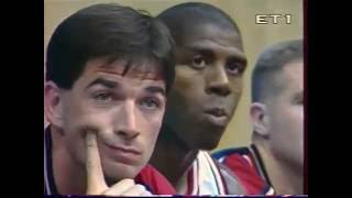 1992 Olympic games basketball final Croatia-USA(plus ceremony)