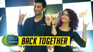 Roli aka Avika Gor & Siddhant aka Manish Raisinghan Back Together