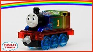 THOMAS AND FRIENDS THE GREAT RACE|ADVENTURES RAINBOW THOMAS| Special Edition Rainbow Thomas