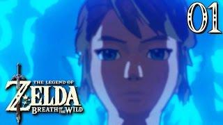 Zelda Breath of the Wild #01 : L'AVENTURE D'UNE VIE !