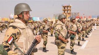 الجيش المصرى 2016