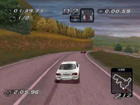 Need For Speed Road Challenge High Stakes PSone