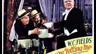 W C  Fields   You're Telling Me (1934) 480p - Full Film