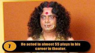 TOP 10 Facts About Sadashiv Amrapurkar - Dies at 64 in 3 Nov 2014 - RIP
