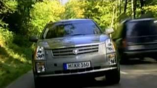 Cadillac SRX im Test Motorvision testet das Edel-SUV aus den
