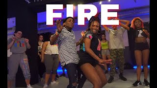 Blackboy- Fire | Tango Leadaz X DHQ Jukeboxx Choreography