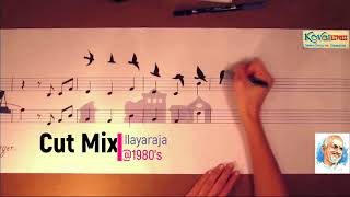 Illayaraja Mix Cut Songs   Aruvi