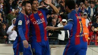 FC Barcelona vs Sevilla 3-0 April 5th 2017 All goals and Highlights!