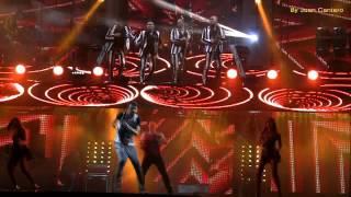 Orquesta Panorama 2014-Cumbias Mix latinos-1º Monfero Sound-By Juan Cantero HD
