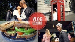 BUONGIORNO DA LONDRA - VLOG LONDRA Settembre 2017