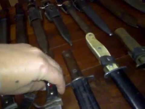 watch Cuchillos de la segunda guerra mundial