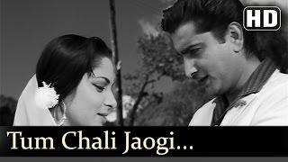 Tum Chali Jaogi Parchhaiyan - Waheeda Rehman - Kamaljeet - Shagoon - Old Hindi Songs - Khayyam