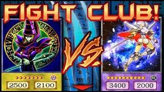 DARK MAGICIANS vs GEM KNIGHT - Yugioh Fight Club Week 2 (Competitive Yugioh Series) S3E2