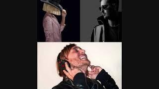 David Guetta & Sia -  Flames (Robin Schulz Remix) Bootleg