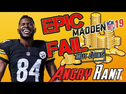 Xxx Mp4 Madden 19 ANGRY RANT I M SO SICK OF THIS 3gp Sex