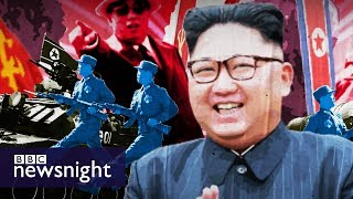 What do we know about North Korea's Kim Jong-un? – BBC Newsnight