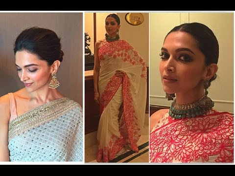 Xxx Mp4 Deepika Padukone Proves Saree Is One Of The Sexiest Outfit In These 15 Pics 3gp Sex