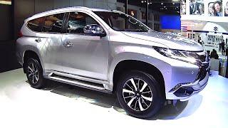2016, 2017 Mitsubishi Pajero Montero Sport 4WD